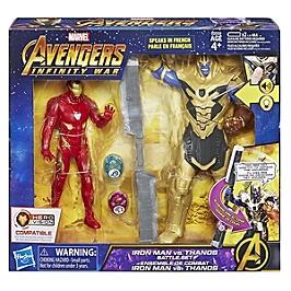 Avengers Infinity War - Thanos Vs Iron Man Battle Set - Avengers Infinity War - HASE05591010