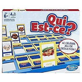 Qui Est-Ce? - Jeu De Société Qui Est-Ce ? - Jeu De Déduction - Version Française. - Hasbro - C21241010
