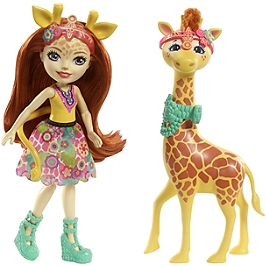 Coffret Balade Girafe - Enchantimals - FKY74