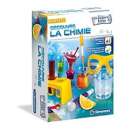 Découvre la Chimie - 52283.5