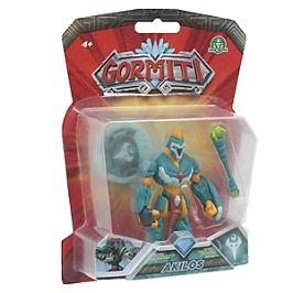 Gormiti - Figurine Articulée De 8 Cm - Akilos - Giochi Preziosi - GRM013