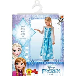 La Reine des Neiges - Déguisement Classique Elsa Taille L - Disney - La Reine des Neiges - I-620975L