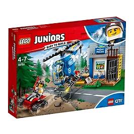 LEGO - LEGO® City - La course-poursuite à la montagne - 10751 - 10751