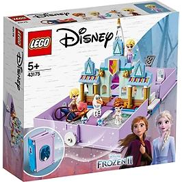 Lego® Disney Princess - Les Aventures D'anna Et Elsa Dans Un Livre De Contes - 43175 - 43175