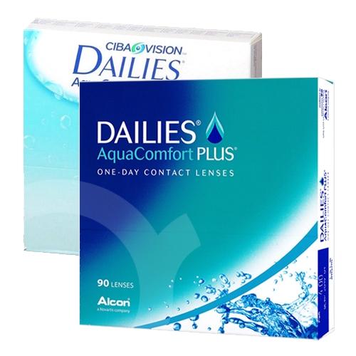 lentilles-de-contact-Dailies-AquaComfortPlus-90-ciba-vision ... fa119160a82e