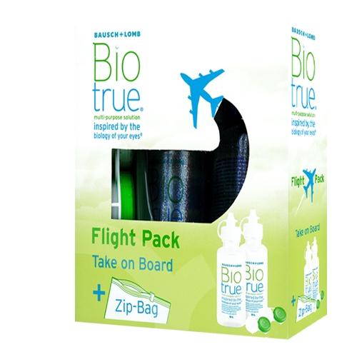Bausch&Lomb Biotrue Flight Pack -