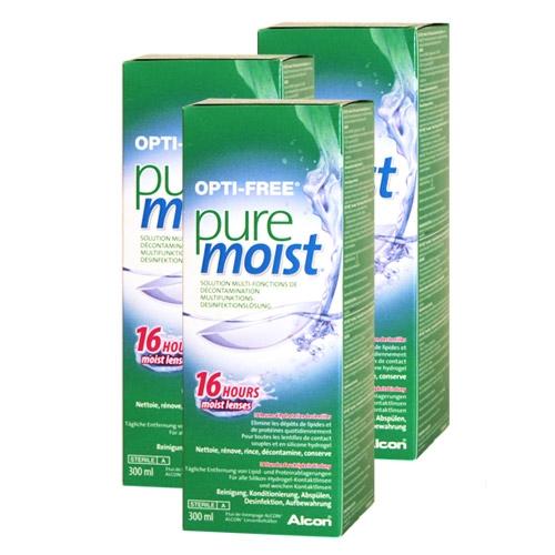 Opti Free PureMoist PACK ?? Opti Free PureMoist 3x300ml