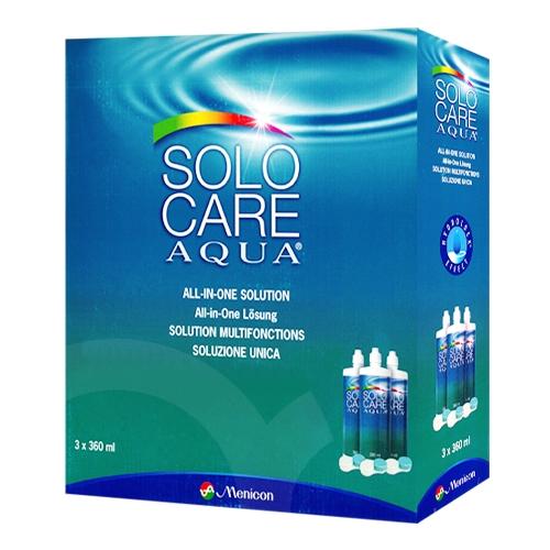 Solocare Aqua 3x360ml ?? Solocare Aqua 3x360ml