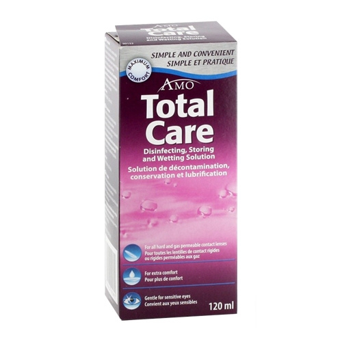 Total Care Décontamination 120ml ?? Total Care Decontamination 120ml